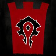 World of Warcraft - Horde Banner